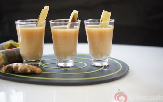 how to make ginger drink