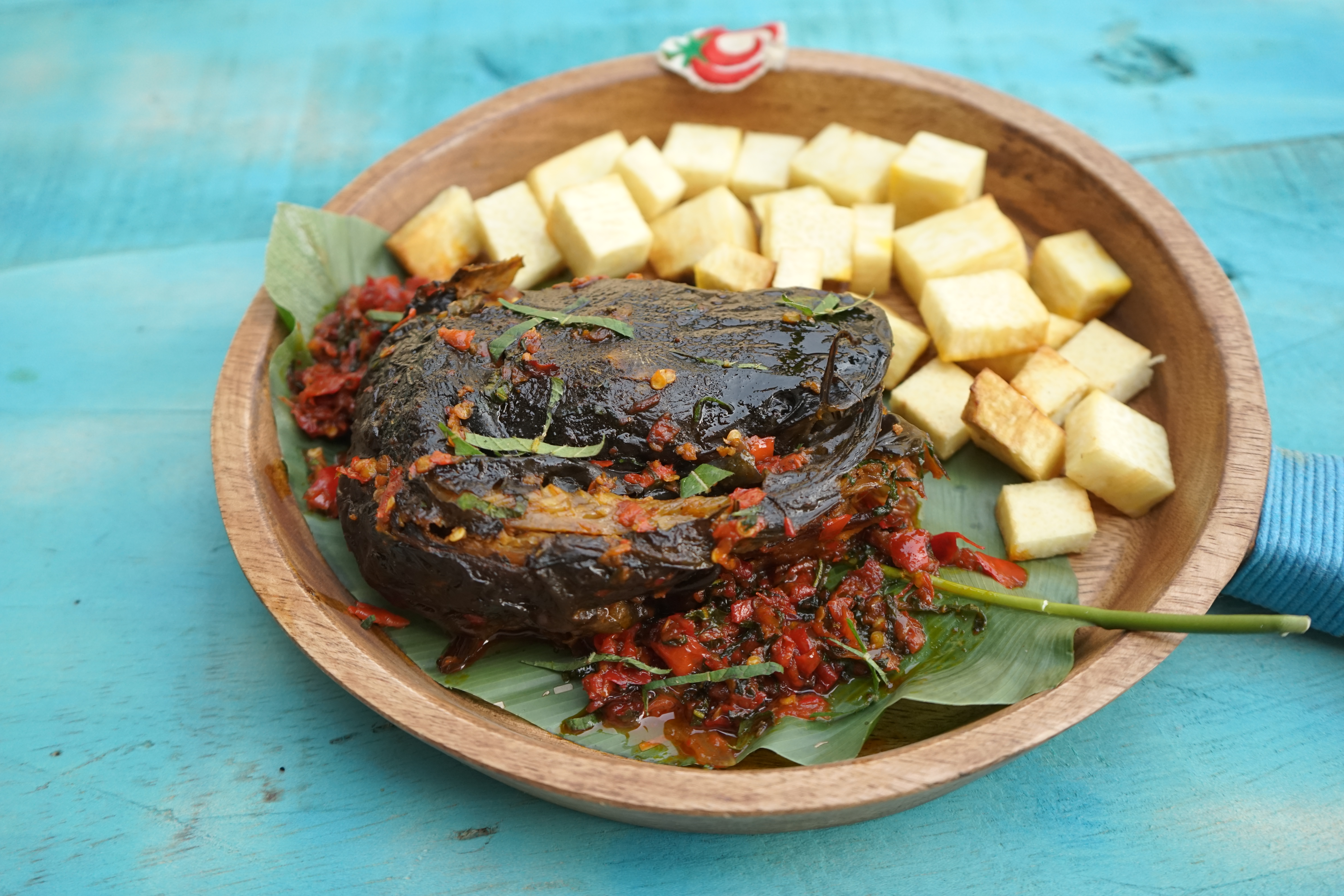 How to make peppered smoked fish 1qfoodplatter nigerian for How to make fish food